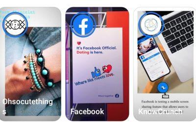 To Facebook αναβαθμίζει τη θέση ροής των Page Stories